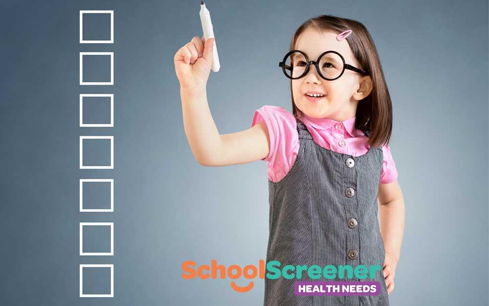 schoolscreener health needs